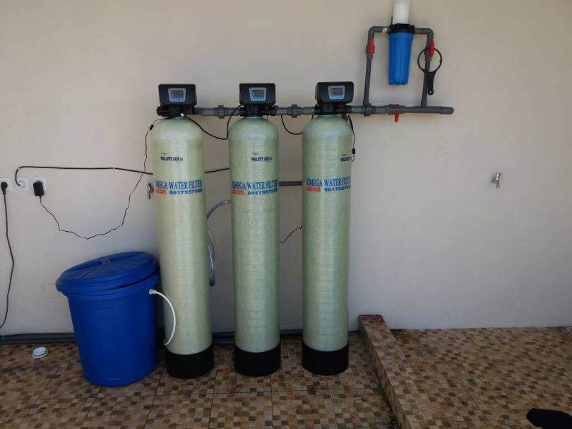 Water Filter Rumah Tangga