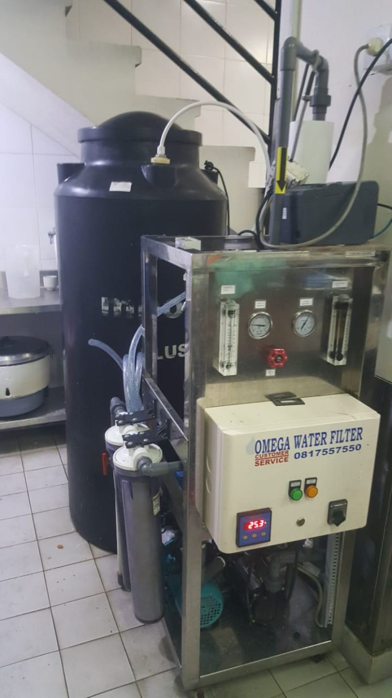 Reverse Osmosis Kitchen