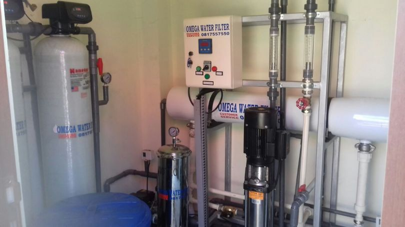 Reverse Osmosis Whole House