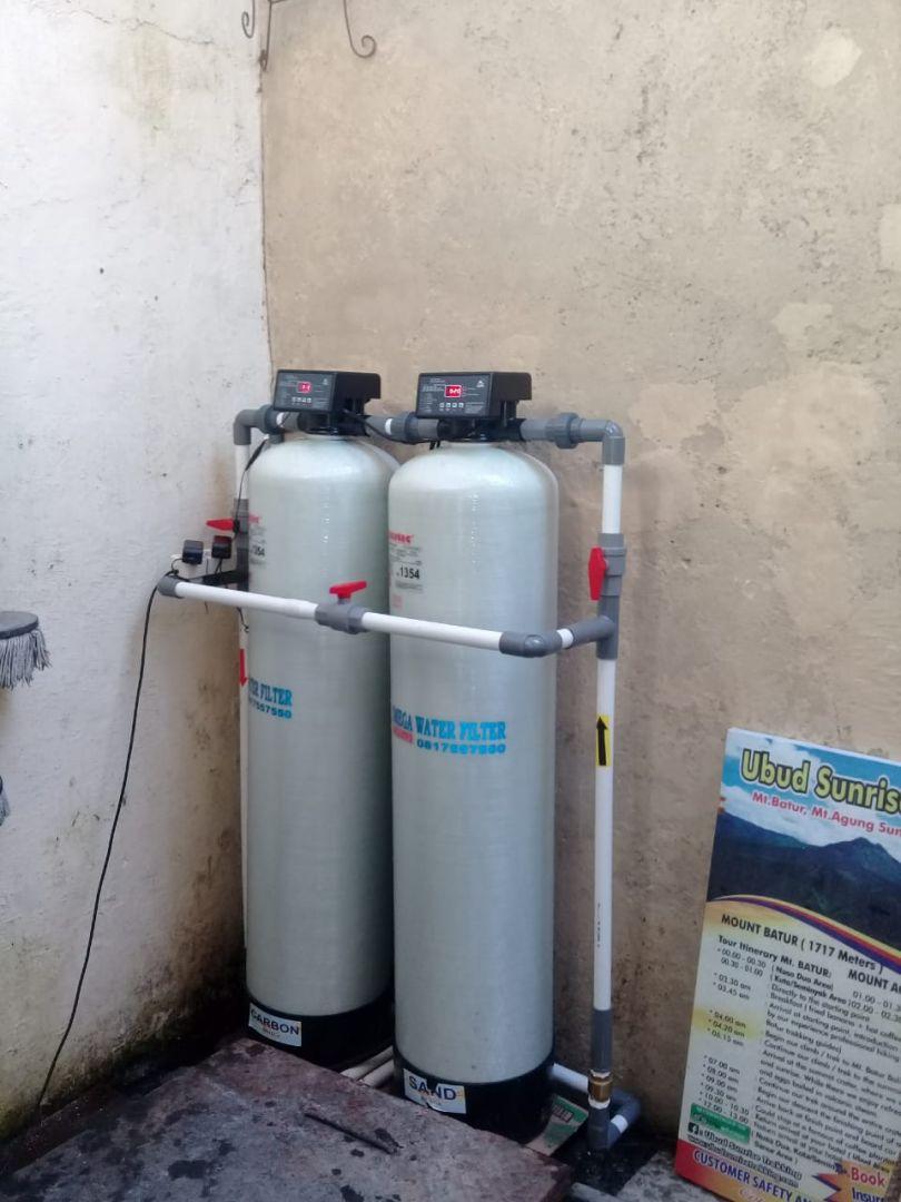 Water filter Villa