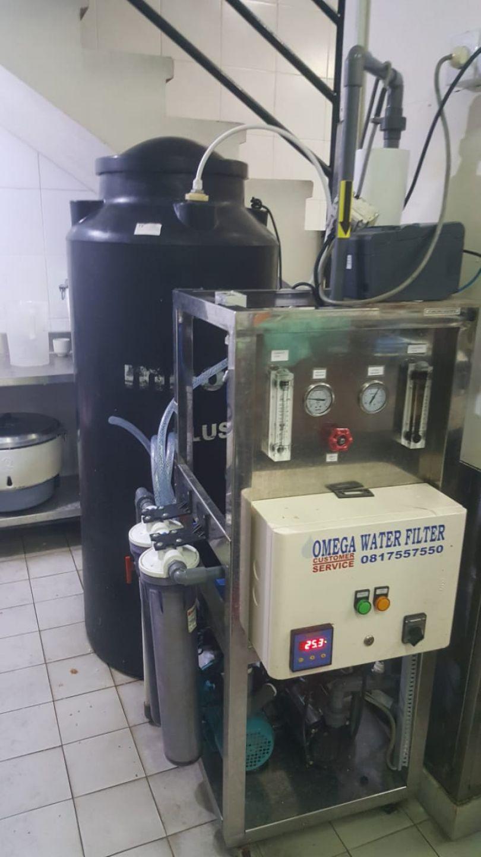 Reverse Osmosis Kitchen