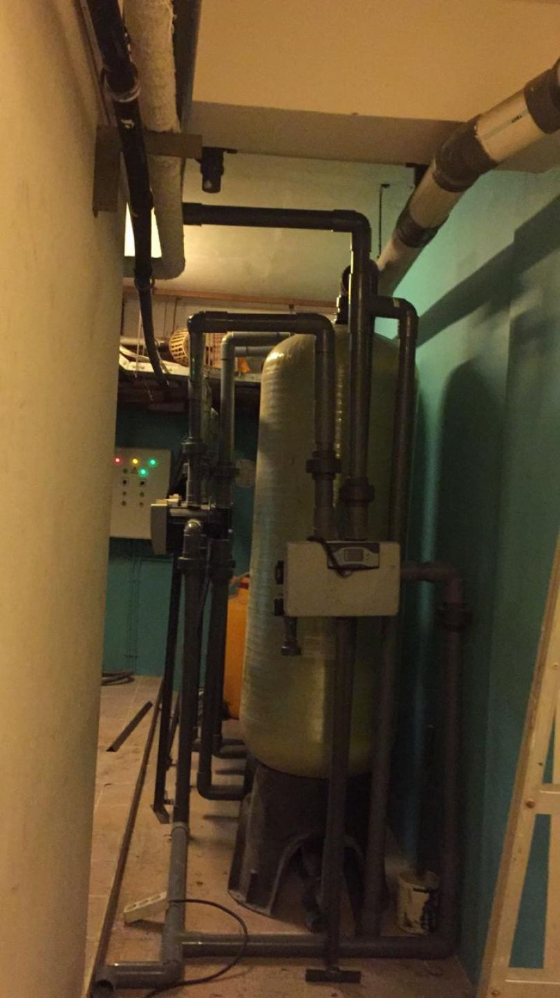 Water Filter 8 m3/Hour