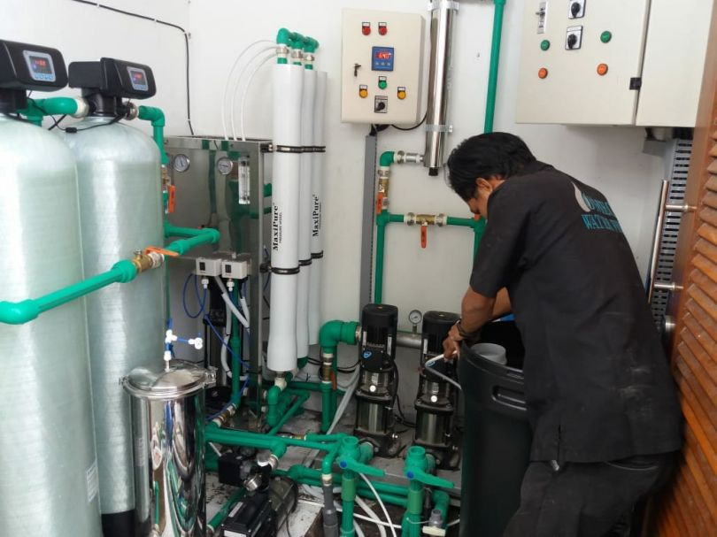 Reverse Osmosis Private House